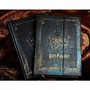 Vintage Magic Notebook Harry Diary Book Hard Cover Notepad Agenda Planner\ \