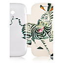 Zebra Pattern Full Body Case for Samsung Galaxy S3 Mini I8190