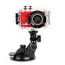 Plein caméra HD 1080P sport pour les sports de tir avec fonction Wifi (noir, blanc, jaune, rouge, rose)