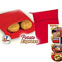 Potato Express Microwave Potato Cooker , Polypropylene 9.6