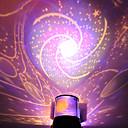 bricolaje galaxia romántica luz de proyector de cielo estrellado noche para celebrar la fiesta de navidad