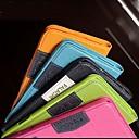 Toophone ® JOYLAND Magnet-Haken-PU-Leder Ganzkörper-Gehäuse mit Fenster für Samsung S5 i9600