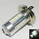 H7 15W 6500K 1450lm 15x2323 SMD-Weißlicht-LED für Auto-Scheinwerfer (DC10 ~ 30V)