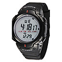 SYNOKE Men's Watch Sports Digital Waterproof Wristwatch with Alarm Clock Stopwatch LED