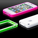 Frame Bumper Case & Dust Proof for iPhone 4/4S