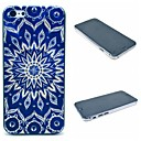 Retro Sunflower Pattern Hard Cover for iPhone 6