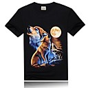 Men's T-shirt Spring / Summer / Autumn Black Outdoor M / L / XL / XXL