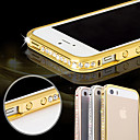 Buy DSB® Luxury Crystal Rhinestone Diamond Bling ABS Plastic Ultralight Case iPhone 5/5S (Assorted Colors)