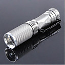 BG CREE XPE-Q5 600 Lumen 7W Zoomable LED Flashlight 1xAA/14500