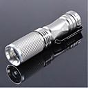 Torce LED / Torce LED 1 Modo 600 LumensMessa a fuoco regolabile / Ricaricabile / Resistente agli urti / Tattico / Ultraleggero / Compatta