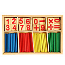 Math Number Stick Education Toys