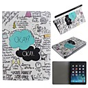 The Fault In Our Stars Pattern PU Leather Full Body Case  for iPad mini 3, iPad mini 2, iPad mini/ mini