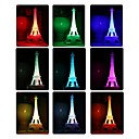 LED Color Change Eiffel Tower Halloween Props