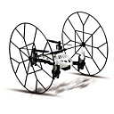 h1 himmel walker 2.4GHz 4ch mini rc klatrevegg ufo quadcopter med gyro