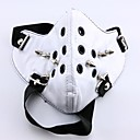 Buy Mask Inspired Tokyo Ghoul Cosplay Anime Accessories White PU Leather Male
