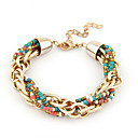 Buy MISSING U Alloy Bracelet Chain & Link Bracelets / Cuff Daily Casual 1pc