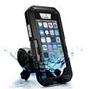 moto / support de vélo boîtier étanche à la poussière antichoc pour iphone 5 / 5s