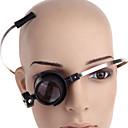 ZW-13b-15x zacisk oczy wolne doprowadziły naprawy zegara lupa (2 x CR1620)
