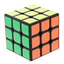IQ Cube Magic Cube Three-layer Smooth Speed Cube Magic Cube puzzle Black ABS