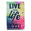 Buy Live Life Love Pattern Full Body Case Stand Samsung Galaxy Tab 2 7.0 P3100