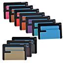Pure Color PU Leather + Hard Plastic Full Body Case  for iPad mini 3, iPad mini 2, iPad mini(Assorted Colors)