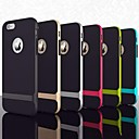 Silicone Frame Case Ultra-thin Bumblebee Shell for iPhone 6(Assorted Color)