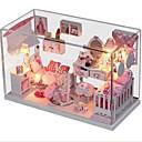 diy drømmefyldte prinsesse kabine med lyd kontrolleret lys