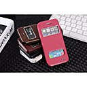 Elegant PU Leather Case for iPhone 5/5C/5S (Assorted Colors)