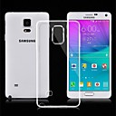 Ultrathin TPU Case for Samsung Galaxy Note 4 (Assorted Colors)