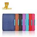 Shy Bear™ Crazy Horse PU Leather Cover Case for Kobo Glo 6 Inch Ebook