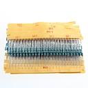 1 / 4W Resistenza metallo resistenze a film 1% 10R-1m (30 x 25pcs)