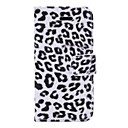 Fashion Leopard Pattern TPU and PU Full Body Case with Card for iPhone 6 (Assorted Colors)