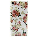 Buy Sony Case / Xperia Z3 Pattern Back Cover Flower Soft TPU Compact
