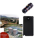 Manual apexel lente do telescópio zoom 8x óptico foco com caso difícil para Samsung Galaxy nota 4