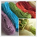 26m Twisted Paper Raffia Craft Favor Gift Wrapping Twine Rope