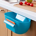 Plastic Kitchen Waste Storage Box/Kitchen Receive a Case(Assorted Color)