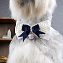 Cat / Dog Hair Accessories / Tie / Hair Bow Blue Spring/Fall Wedding / Cosplay