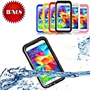 IP68 Waterproof Protective Plastic and Silicone Shell Case for Samsung Galaxy S6/S6 edge