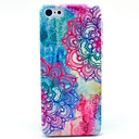 Mandala Flower Pattern Hard Cover Case for iPhone 5/5S