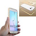 Ultra Slim 2 in 1 Metal Hard Frame PC Back Cover Mobile Case for Samsung Galaxy S6(Assorted Colors)