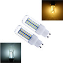 Buy GU10 15W 56X SMD 5730 1344LM 2800-3500/6000-6500K Warm White/Cool White Corn Bulbs AC 220V
