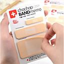 Band-Aid Shaped Scrapbooking Self-Stick Note