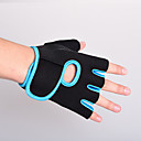 Cycling Gloves Fingerless Sport Gloves Anti-skid Short Finger Weightlifting Gloves