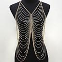 Buy Fashion Sexy Bikini Tassel Body Chain Jewelry