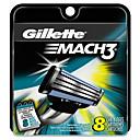 Gillette Mach3 Base Cartridges 8 Count