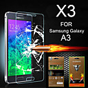 Ultimate Shock Absorption Screen Protector for Samsung Galaxy A3 (3 PCS)