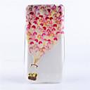 Buy LG L90 D405 TPU Back Cover Special Design / Transparent Novelty case cover
