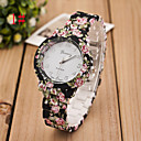 Buy Women's Fashion Printing Bohemia Quartz Hand Catenary Plastic Watch(Assorted Colors) Cool Watches Unique