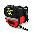 Buy B-SOUL® Bike Bag 20LBike Saddle Multifunctional Bicycle PU Leather / 1680D Polyester Cycle Climbing Traveling Cycling/Bike