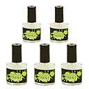 Buy Halloween Glow dark Luminous Nail Polish Paint Non Toxic